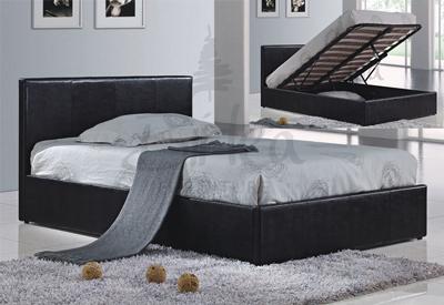 Wooden Storage Bed Plans